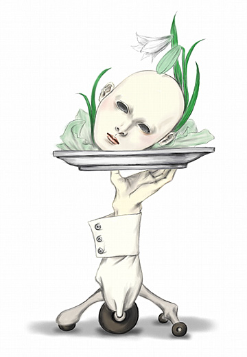 chef's capricious salad